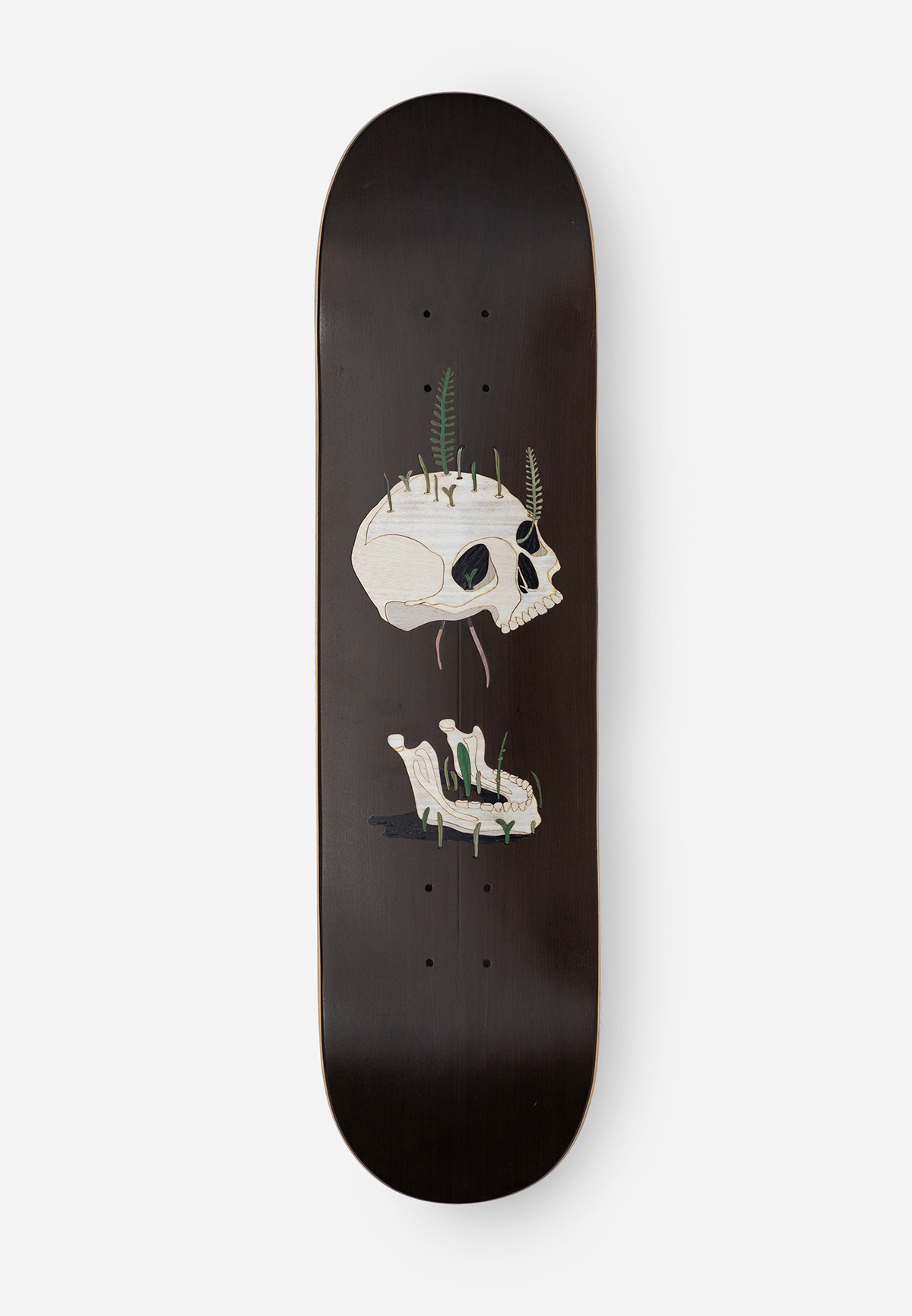 OLD SKULL BOARD - Marcantonio design