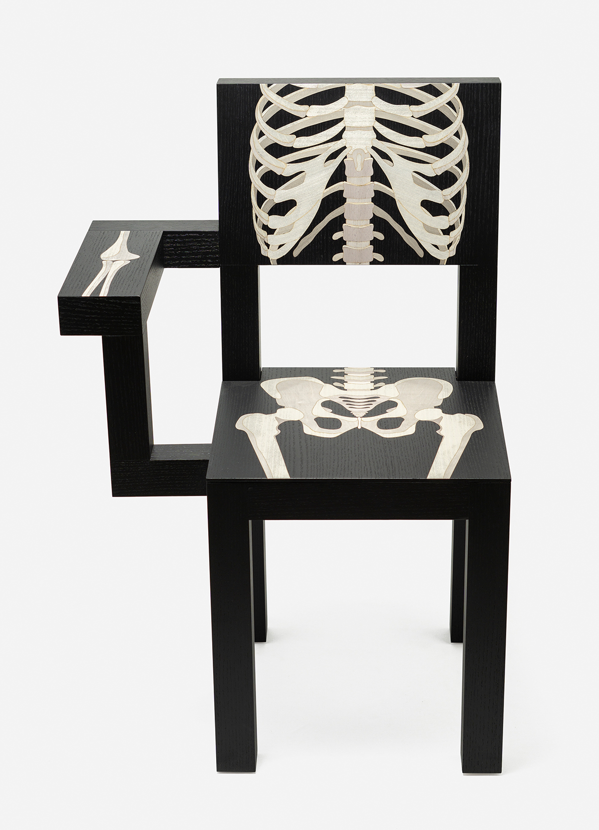 SKELETON CHAIR - Marcantonio design