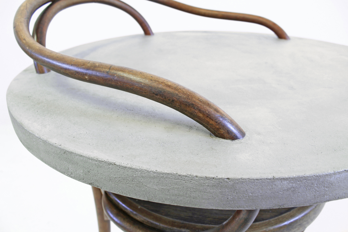 chair becomes table - Marcantonio design