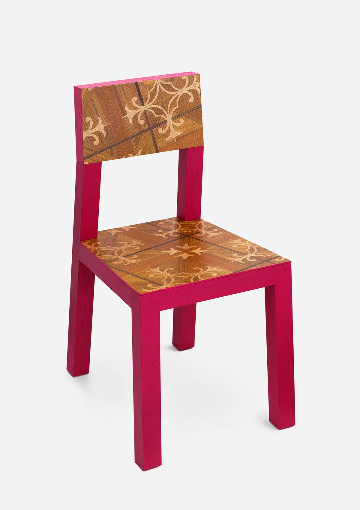 INLAY CHAIR - Marcantonio design