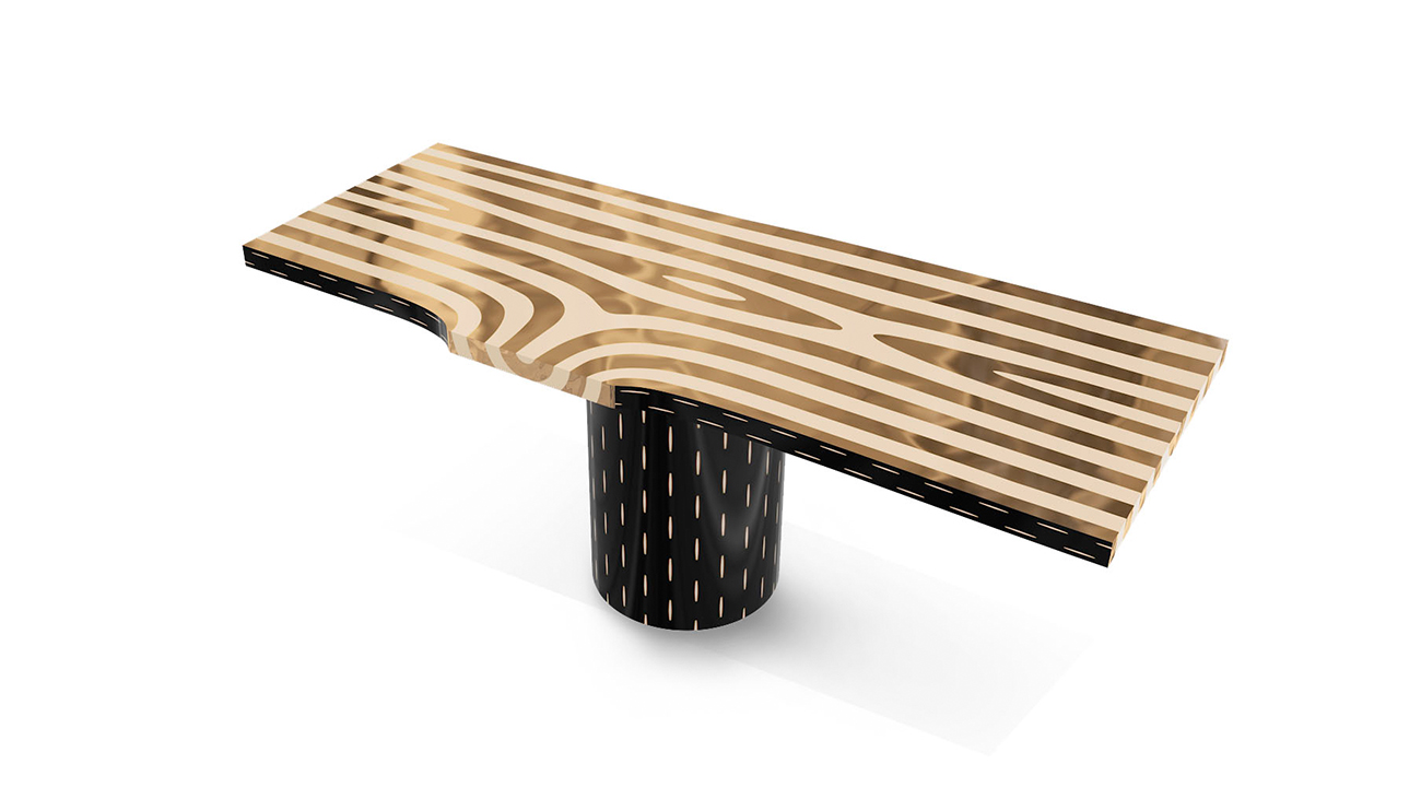 FOREST DINING TABLE - Marcantonio design